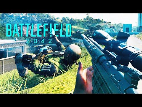 Сыграл в новый Battlefield 2042