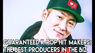 Your best chance at making a K-Pop hit? Work with these producers