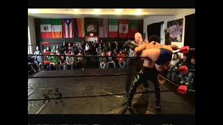 Hard Hitting Intergender Pro Wrestling 3