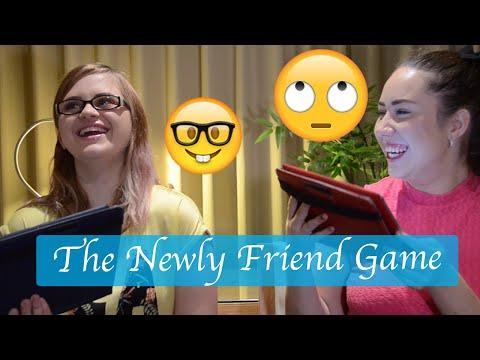 Newly Friend Game  Ft Jamie Renee