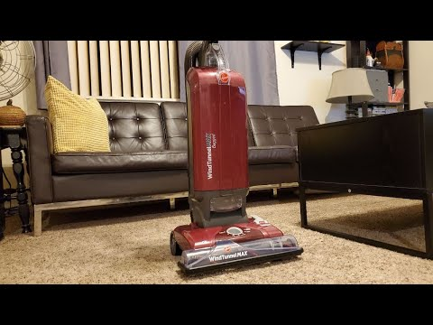 Hoover Windtunnel Max Bagged Vacuum Review