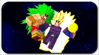 How I Defeated Super Saiyan Broly Below Level 300 - Roblox Dragon Ball Z Final Stand