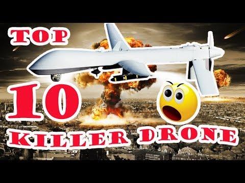 বিশ্বের মারাত্মক সব ঘাতক ড্রেোন। Top 10  Killer Drone Using for War .