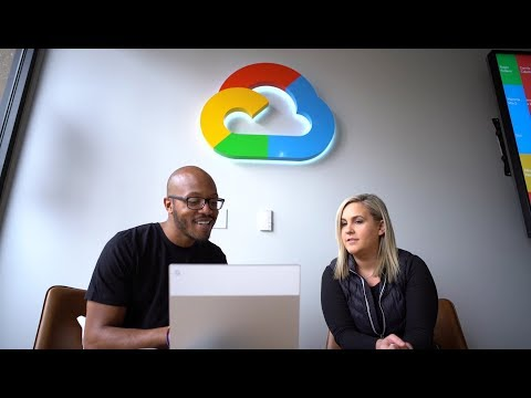 Working on the Google Cloud Team