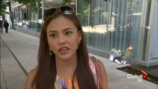 Gretchen Fullido on Global BC