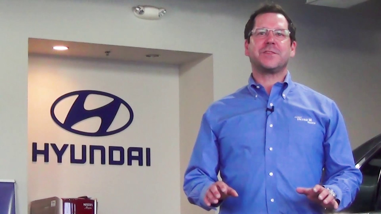 Hyundai Customer Service >> Rosen Hyundai Customer Service Video Youtube