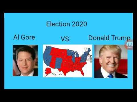 Election Night 2020 - Gore VS Trump
