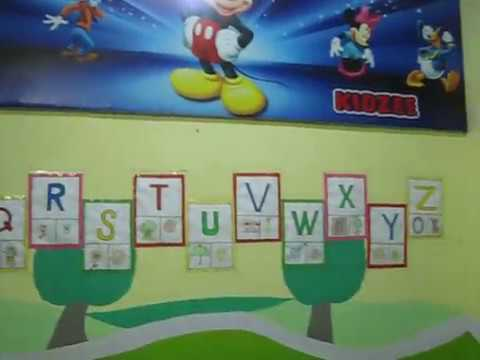 Play Group Classroom Decoration Youtube