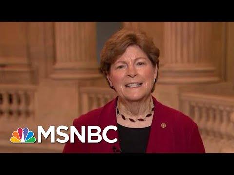 Senator Jeanne Shaheen Admits Being Surprised By Nikki Haley Resignation | Morning Joe | MSNBC