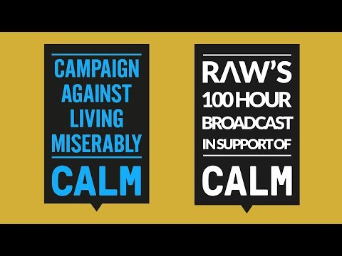 RAW supports CALM (100-Hour Broadcast)