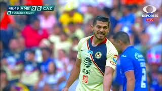 Resumen | América 0 - 0 Cruz Azul | LIGA Bancomer MX - Clausura 2019  - Jornada 14