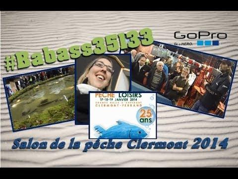 Gopro hero3 hd cnpl salon de la p che de clermont - Salon loisirs creatifs clermont ferrand ...