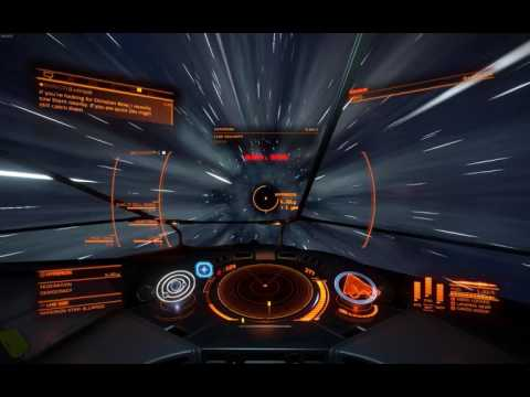 Elite Dangerous (pirate hunting and getting my python back and regretting it! Pt.1)