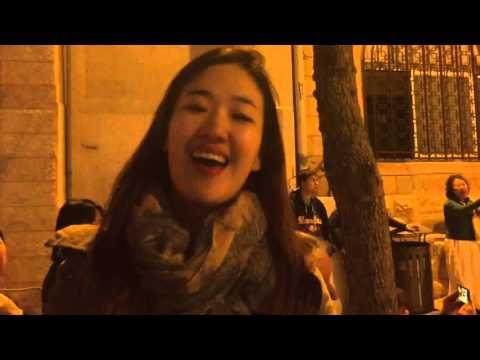 Korean Street Praise & Worship | Jerusalem