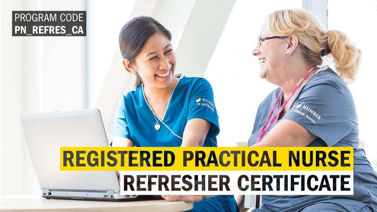 Registered Practical Nurse Refresher Certificate Rachael Repoquit