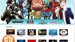 Gameclub Ecoin Top Up