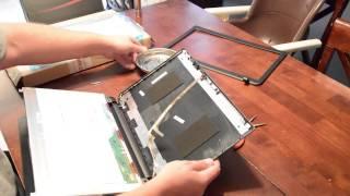 Laptop Screen Replacement Toshiba Satellite C55 B5272