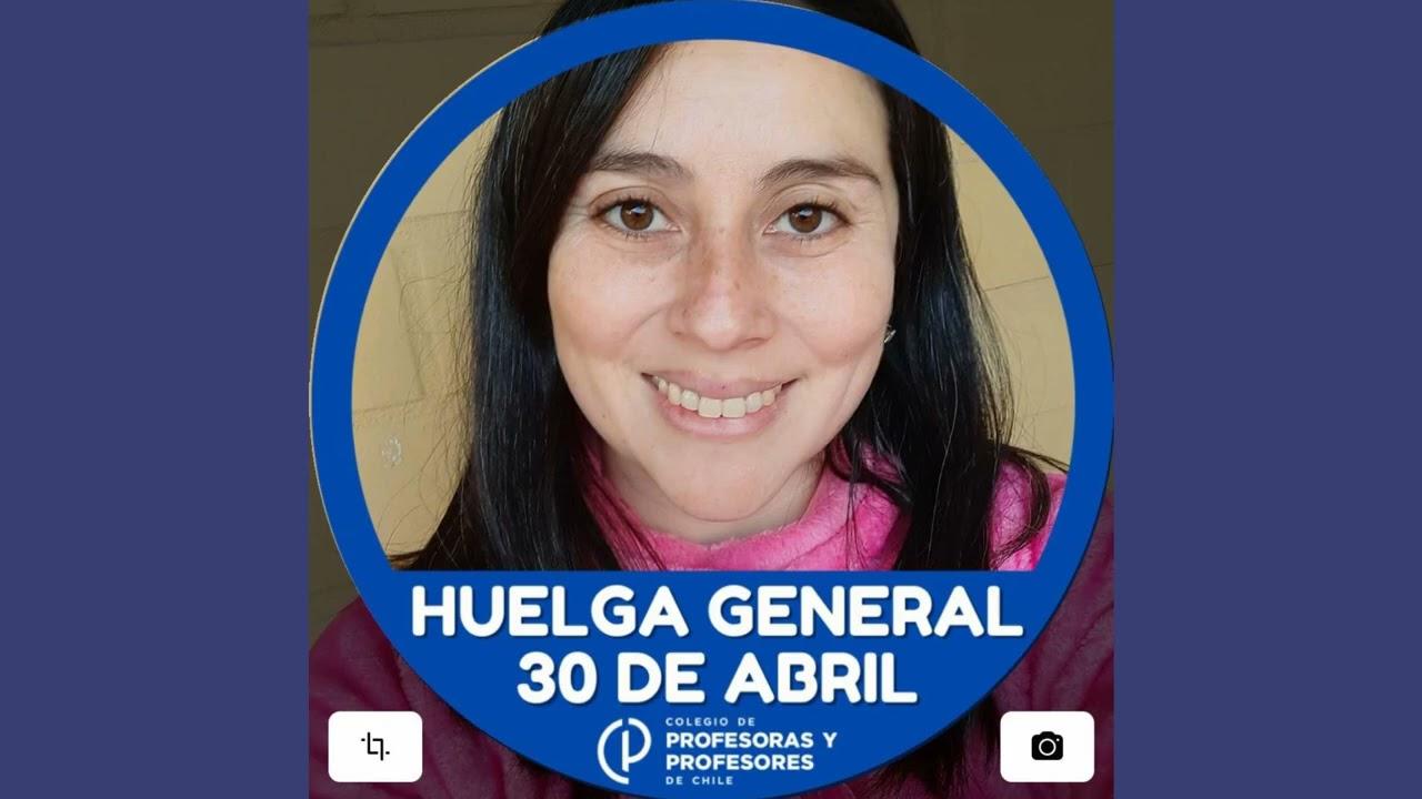 HUELGA GENERAL: EXPRESIONES DEL PROFESORADO EN TODO CHILE