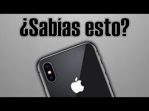 ¿Sabías Esto Del iPhone X?