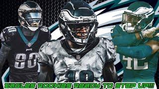 Eagles Rookies Will Make An Impact!!! | Eagles Q&A | Red Hat Winner Announced