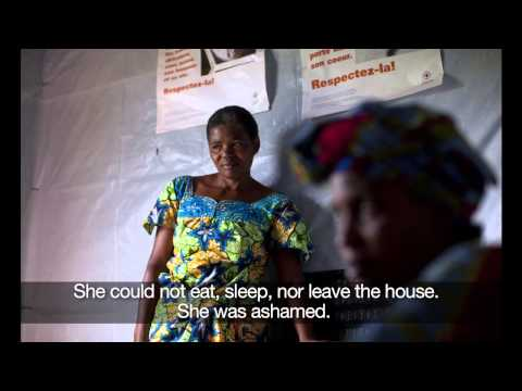 Sexual violence in the Democratic Republic of the Congo: Telling the story and overcoming the trauma