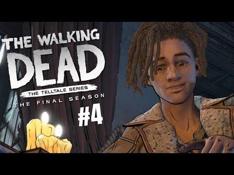 The Walking Dead The Final Season - KISS ME #4 (Episode 2)