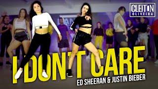 Ed Sheeran & Justin Bieber - I Don't Care (COREOGRAFIA) Cleiton Oliveira e Thales Matias Part. 2