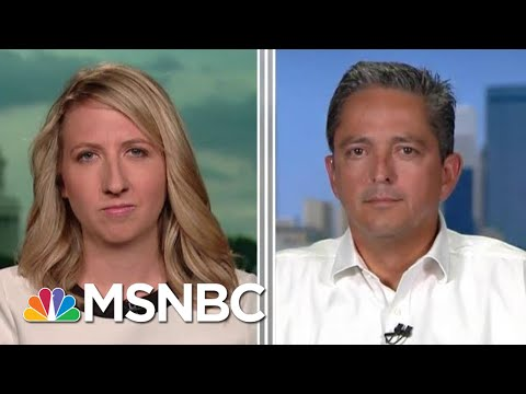 U.S. Denying Passports To Americans At The Border 'Part Of Broader Crackdown'   MTP Daily   MSNBC