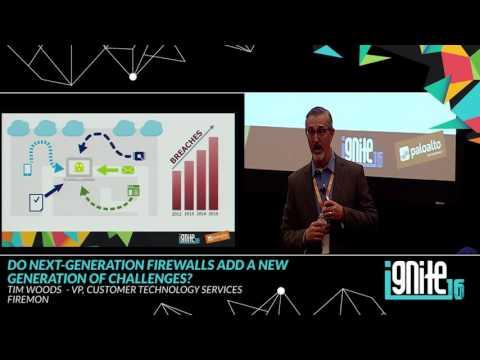 Do Next-Generation Firewalls Add a New Generation of Challenges? (2016)