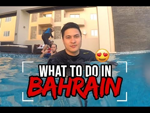 WHAT TO DO IN BAHRAIN??? (VLOG #1)
