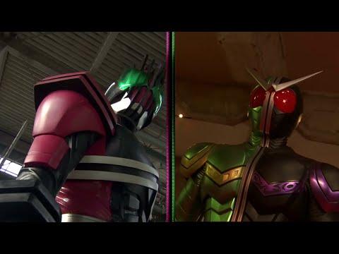 Kamen Rider W & Decade [Music Video] - Awake and Alive
