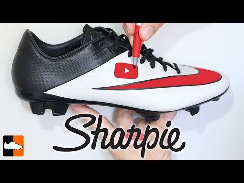 how-to-customise-your-boots-with-a-sharpie,-soccer-cleat-customisation