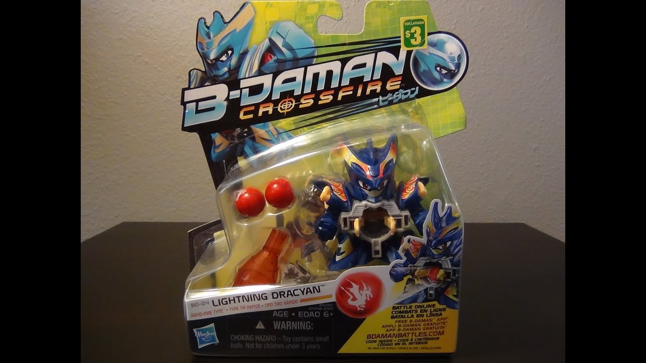 B Daman Da Colorare.Hasbro B Daman Crossfire Lightning Dracyan Unboxing Courtesy Of