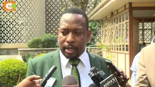 Sen. Mike Mbuvi Sonko refuses to apologize for his remarks