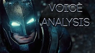 Ben Afflecks BatmanBruce Wayne Analysis Theory