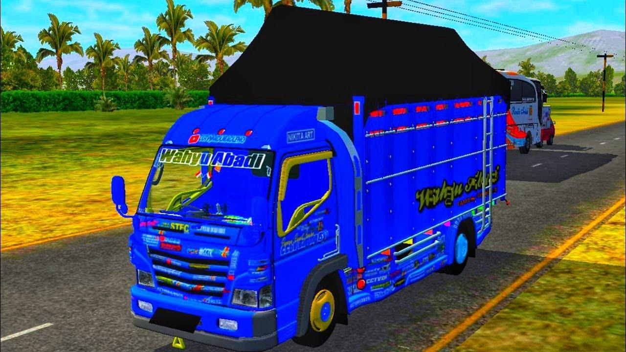 61 Koleksi Mod Bussid Mobil Wahyu Abadi HD Terbaik