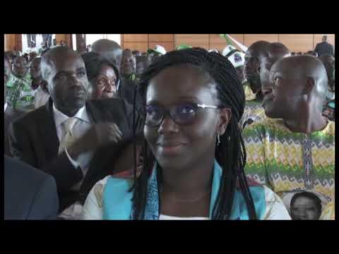 Politique: Congrès du PDCI RDA à Daoukro