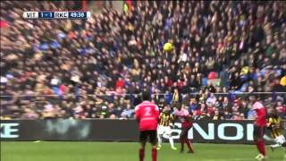 Mike Havenaar - Goals 2013/14