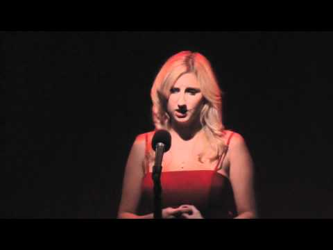 Alison Maresco Singing If I Loved You