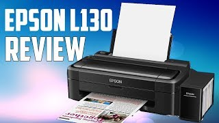 Epson L130 Review - 6 Months Later Pros amp Cons