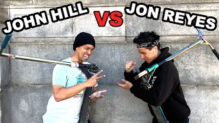 Game Of S.C.O.O.T. John Hill Vs. Jon Reyes