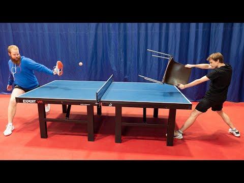 Ping Pong Gun Game