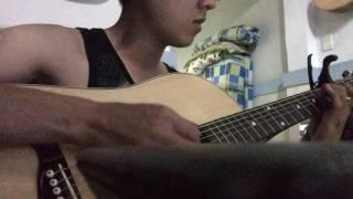 Guitar Cover - Anh không muốn ra đi ( Guitar Hẻm - Simon )