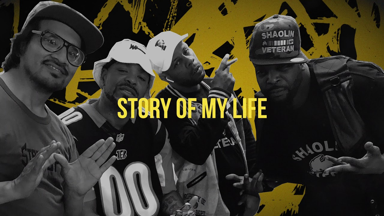 "(NEW WU TANG ) STREET LIFE & METHOD MAN ""Story Of My Life"" produced K Def on STREETLIF"