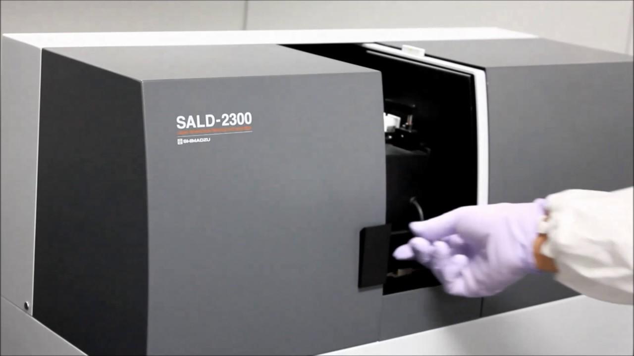 sald 2300 batch cell unit youtube