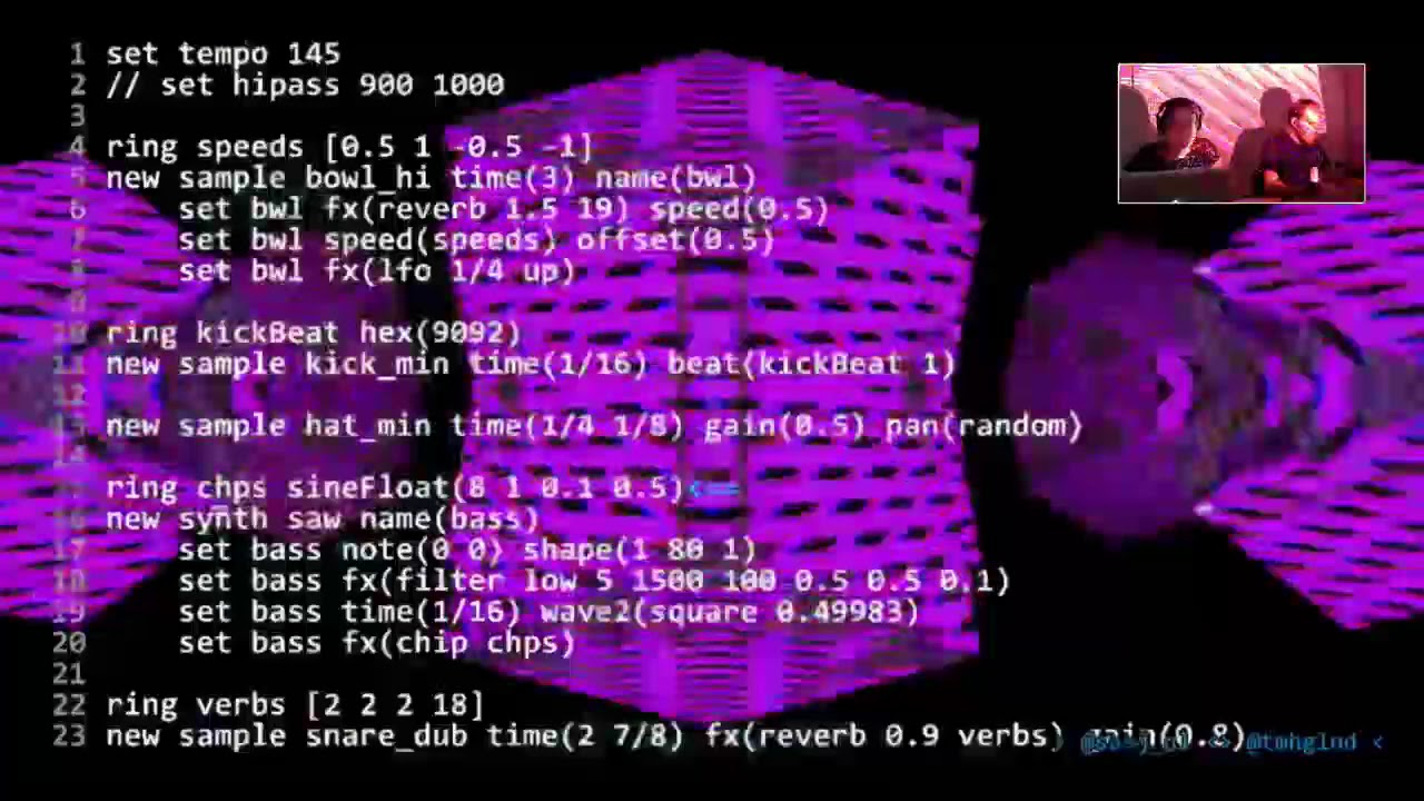 ART MACHINES: fostering digital creativity through live coding and ML - GitHub Satellite 2020
