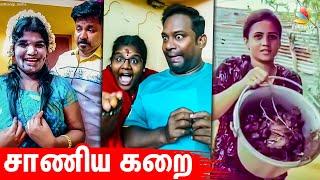 Serial Actors தற்போதைய நிலைமை | Aranthangi Nisha, Vj Manimegalai, Robo Shankar, Vijay Tv | News