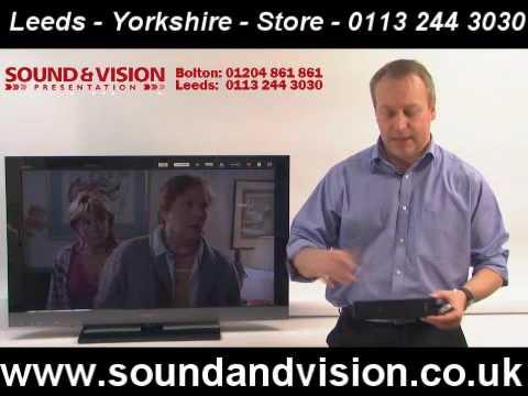 Drivers Update: Sony BRAVIA KDL-40EX503 HDTV