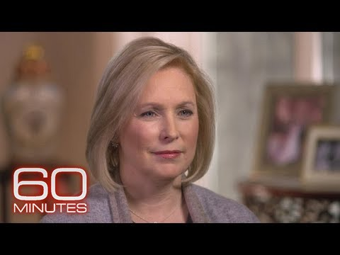 "Kirsten Gillibrand: The ""60 Minutes"" interview"