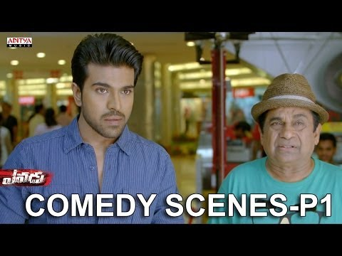 Yevadu Movie Back To Back Comedy Scenes P1 - Ram Charan Tej, Allu Arjun, Brahmanandam